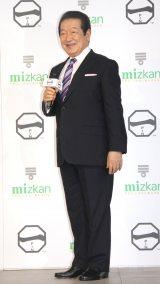 ミツカン『味確認室プロジェクト』キックオフイベントに出席した草野仁 (C)ORICON NewS inc.