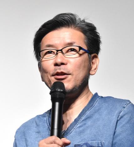 嬉野雅道D=映画『焼肉ドラゴン』トークショー (C)ORICON NewS inc.