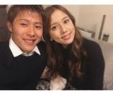 第1子妊娠を発表した柿谷曜一朗選手&丸高愛実夫妻(写真は丸高のインスタグラムより)