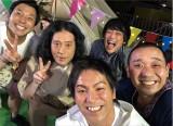 大悟、又吉直樹、狩野英孝がグランピングを体験(C)テレビ朝日