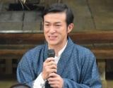 NHK大河ドラマ『西郷どん』に新たに出演する田上晃吉 (C)ORICON NewS inc.