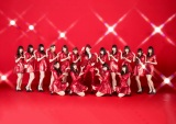 SKE48が新曲「いきなりパンチライン」新ビジュアルを公開