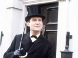 AXNミステリー開局20周年記念特別企画「あなたの好きな名探偵投票キャンペーン」第1位。『シャーロック・ホームズの冒険』(C) ITV PLC