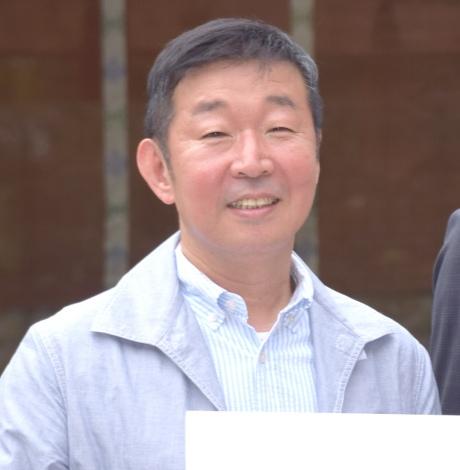 映画『焼肉ドラゴン』の大ヒット祈願イベントに出席した鄭義信監督 (C)ORICON NewS inc.
