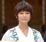 映画『焼肉ドラゴン』の大ヒット祈願イベントに出席した真木よう子 (C)ORICON NewS inc.