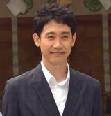 映画『焼肉ドラゴン』の大ヒット祈願イベントに出席した大泉洋 (C)ORICON NewS inc.