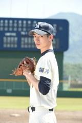 7月13日スタートのTBS系連続ドラマ『チア☆ダン』に出演する清水尋也 (C)TBS