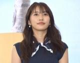 『Booking.com Cafe』オープン記念イベントに出席した佐野ひなこ (C)ORICON NewS inc.