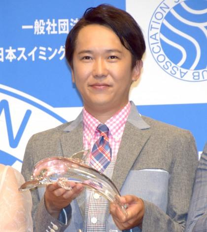 第19回ベストスイマー2018表彰式に出席した金子貴俊 (C)ORICON NewS inc.