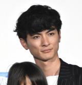 高良健吾=映画『万引き家族』大ヒット御礼舞台あいさつ (C)ORICON NewS inc.