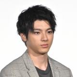 山田裕貴=映画『万引き家族』大ヒット御礼舞台あいさつ (C)ORICON NewS inc.