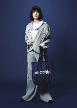 「NO COFFEE」×「FIRSTORDER」コラボTシャツを着こなすのん