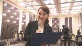 「静岡のMiss デビル」こと永見佳織アナウンサーが日本テレビ系ドラマ『Missデビル 人事の悪魔・椿眞』最終回に出演(C)Daiichi-TV
