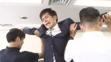 静岡第一テレビ『Missデビル 人事の悪魔・椿眞子』パロディーPR 動画も最終回(C)Daiichi-TV
