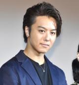 『「ショートフィルムの魅力」 powerd by ネスレ日本〜』に出席したEXILE TAKAHIRO (C)ORICON NewS inc.