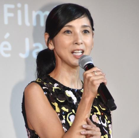 『「ショートフィルムの魅力」 powerd by ネスレ日本〜』に出席した黒木瞳 (C)ORICON NewS inc.