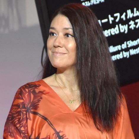 『「ショートフィルムの魅力」 powerd by ネスレ日本〜』に出席したLiLiCo (C)ORICON NewS inc.