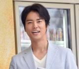 『新!のどごし<生>号全国出陣式』に出席した桐谷健太 (C)ORICON NewS inc.