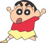 『クレヨンしんちゃん』野原しんのすけ (C)臼井儀人/双葉社・シンエイ・テレビ朝日・ADK