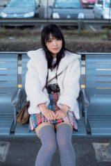 菅井友香1st写真集『フィアンセ』より (撮影:LUCKMAN/講談社)