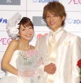 辻希美(左)が第4子妊娠 夫・杉浦太陽も喜び(C)ORICON NewS inc.