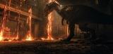 映画『ジュラシック・ワールド/炎の王国』より、バリオニクス(C)Universal Pictures(C)Universal Studios and Amblin Entertainment, Inc.and Legendary Pictures Productions, LLC.