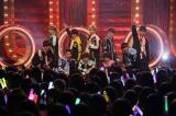 6月15日放送、NHK『Uta-Tube』(中部7県向け)「春夏名曲選」より、BOYS AND MEN(C)NHK