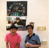 木梨憲武が松任谷正隆氏とラジオで対談