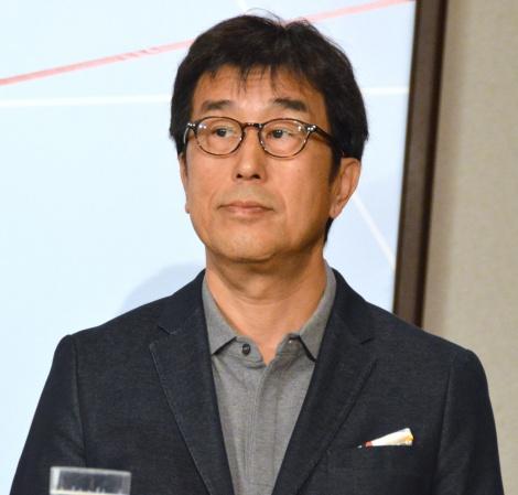 舞台『オセロー』制作発表記者会見に登壇した松任谷正隆 (C)ORICON NewS inc.
