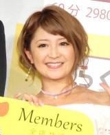 辻希美の第4子妊娠を祝福した矢口真里(C)ORICON NewS inc.