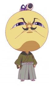 月夜見(CV:仲野裕)=NHK総合で放送予定のアニメ『つくもがみ貸します』(7月22日スタート)(C)2018 畠中恵・KADOKAWA/つくもがみ製作委員会