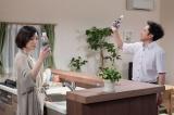 7月6日放送、NHK総合『LIFE!〜人生に捧げるコント〜』より。初登場の広末涼子出演のコント「優しき二人」の一コマ(C)NHK
