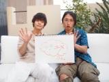 窪田正孝のフォトブック『マサユメ』を撮影した齋藤陽道氏(右) (C)SDP