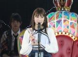 NMB吉田朱里、14位で2年連続選抜