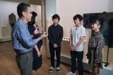激動の幕末の世界の事物に触れる(C)NHK