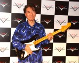 『FENDER CUSTOM SHOP EXHIBITION』でトークショーを開催した鈴木茂 (C)ORICON NewS inc.