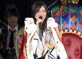 『第10回AKB48世界選抜総選挙』女王に輝いたSKE48・松井珠理奈 撮影:estudio pepe 神田有希(C)oricon ME inc.