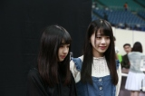 ドラフト3期研究生の沖侑果(左)、中村舞も初選抜
