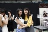 STU48の2ndシングル選抜メンバーがサプライズ発表=17日・ナゴヤドーム(C)STU