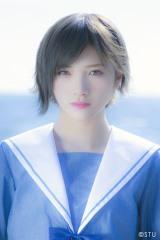 AKB48兼STU48キャプテンの岡田奈々(C)STU