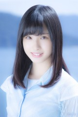 2ndシングルで初選抜された沖侑果(C)STU