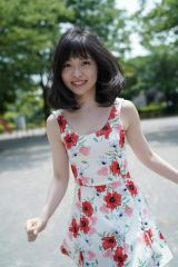『週刊プレイボーイ』27号に登場する吉岡茉祐(C)尾形正茂/週刊プレイボーイ