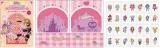 『映画HUGっと!プリキュア?ふたりはプリキュア オールスターズメモリーズ』 (10月27日公開)前売特典「いっしょにあそぼう ベビープリキュアシール」ピンク(C)2018 映画HUGっと!プリキュア製作委員会