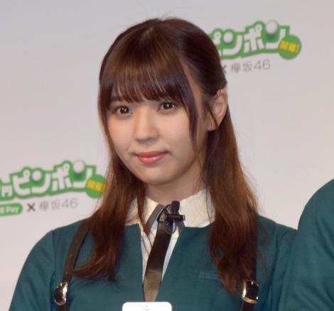 『LINE Pay大型キャンペーン「10円ピンポン」』新CM発表会に出席した小林由依 (C)ORICON NewS inc.