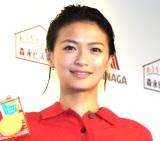 『おうちでいいこと 森永ビスケットcafe』オープニングイベントに出席した榮倉奈々 (C)ORICON NewS inc.
