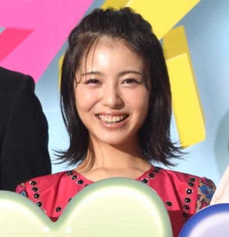 映画『センセイ君主』の完成披露イベントに出席した浜辺美波 (C)ORICON NewS inc.