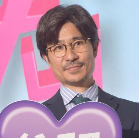 映画『センセイ君主』の完成披露イベントに出席した月川翔監督 (C)ORICON NewS inc.