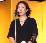 第17回『女による女のためのR-18文学賞』授賞式に出席した三浦しをん (C)ORICON NewS inc.