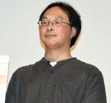 映画『海を駆ける』の公開記念イベントに出席した深田晃司監督 (C)ORICON NewS inc.
