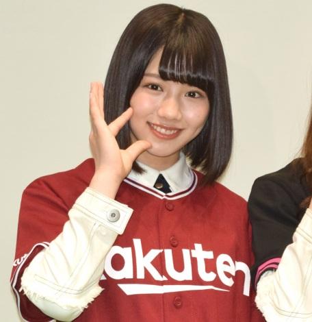 1stアルバム『走り出す瞬間』をリリースするけやき坂46・渡邉美穂 (C)ORICON NewS inc.